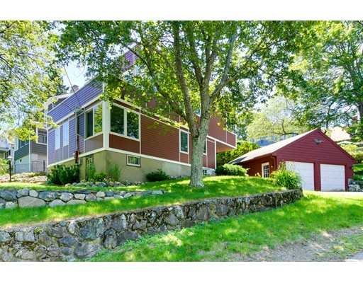 Single Family Home for Sale at 2 Selkirk Road Arlington, Massachusetts 02476 United States