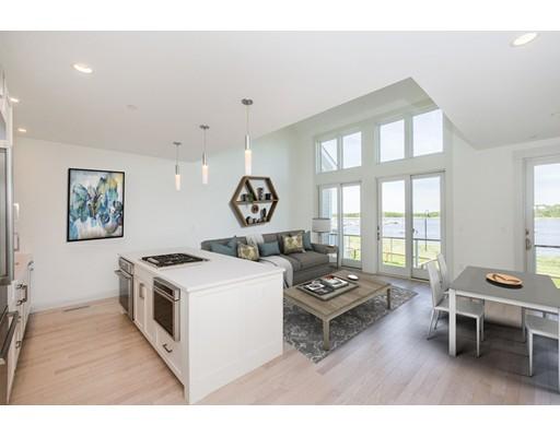 Condominium for Sale at 266 Merrimac Street #E 266 Merrimac Street #E Newburyport, Massachusetts 01950 United States