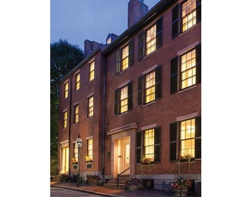 Appartement en copropriété pour l Vente à 7 Mount Vernon Place Boston, Massachusetts 02108 États-Unis