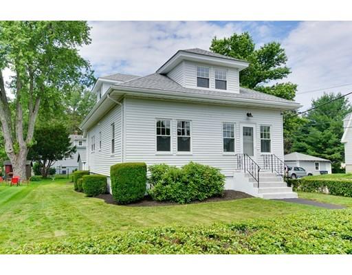 Single Family Home for Sale at 48 Washington Avenue Natick, Massachusetts 01760 United States