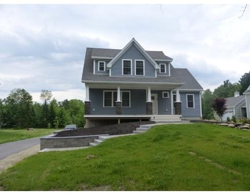 Maison unifamiliale pour l Vente à 18 Old Stage Road Dover, New Hampshire 03820 États-Unis