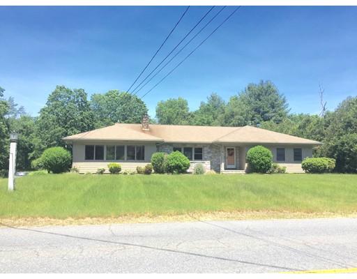 واحد منزل الأسرة للـ Sale في 111 Summer Street Acton, Massachusetts 01720 United States