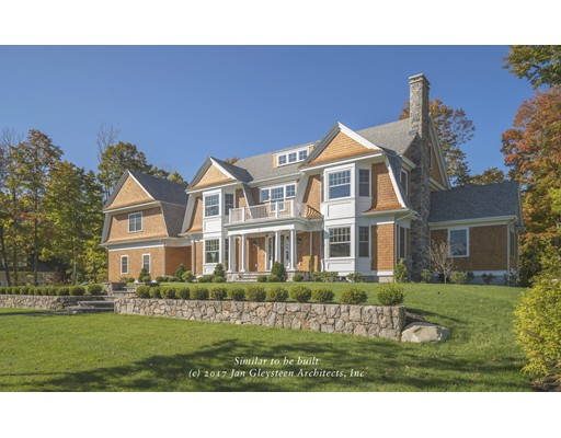 Casa Unifamiliar por un Venta en 19 Falmouth Road 19 Falmouth Road Wellesley, Massachusetts 02481 Estados Unidos