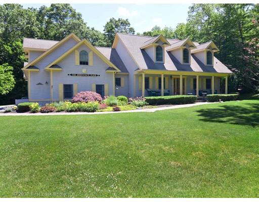واحد منزل الأسرة للـ Sale في 9 Adams Circle Rehoboth, Massachusetts 02769 United States