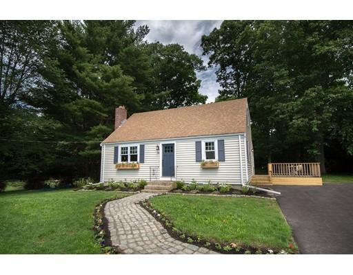 独户住宅 为 销售 在 45 Loganberry Drive 阿宾顿, 马萨诸塞州 02351 美国