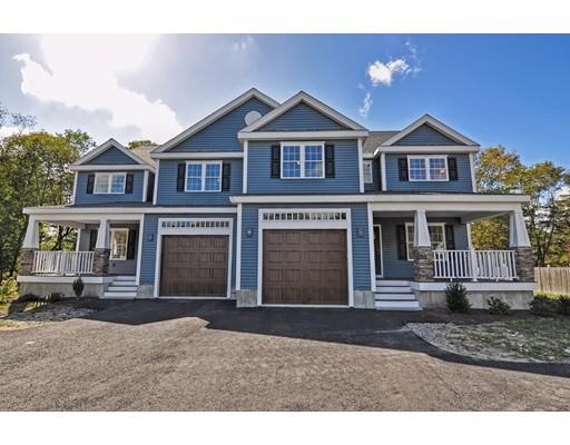 共管式独立产权公寓 为 销售 在 29 Webb Place #B 29 Webb Place #B Mansfield, 马萨诸塞州 02048 美国