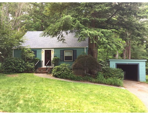 Single Family Home for Sale at 5 Patton Drive Natick, Massachusetts 01760 United States