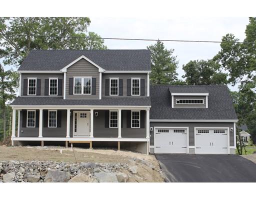 Частный односемейный дом для того Продажа на 79 Avalon Drive Attleboro, Массачусетс 02703 Соединенные Штаты