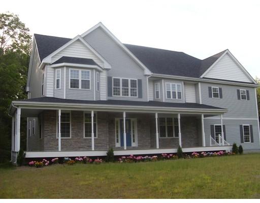 Single Family Home for Sale at 19 Canoe Club Lane Pembroke, Massachusetts 02359 United States