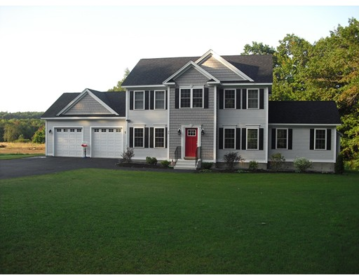 Casa Unifamiliar por un Venta en 141 North Common Road Westminster, Massachusetts 01473 Estados Unidos