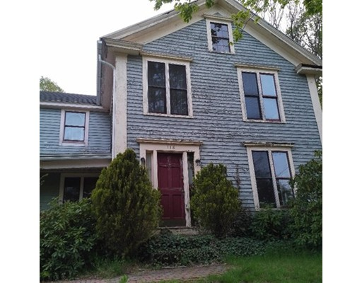 Single Family Home for Sale at 118 Wales Road Brimfield, Massachusetts 01010 United States
