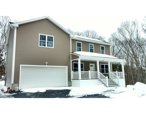 Single Family Home for Sale at 2643 Elm Street 2643 Elm Street Dighton, Massachusetts 02715 United States