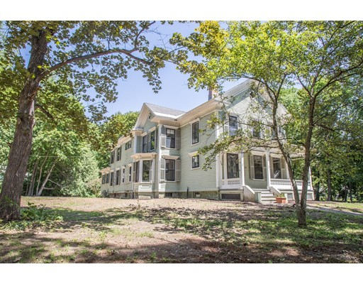 Single Family Home for Sale at 123 Main Street Williamsburg, Massachusetts 01039 United States