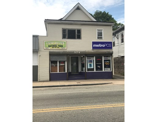 Additional photo for property listing at 574 N Main Street  Brockton, Massachusetts 02301 United States