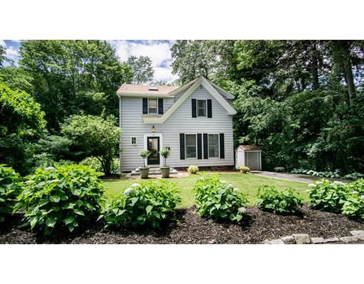 Maison unifamiliale pour l Vente à 78 Carmel Road Andover, Massachusetts 01810 États-Unis