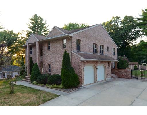 Частный односемейный дом для того Продажа на 18 Francis Street 18 Francis Street North Reading, Массачусетс 01864 Соединенные Штаты