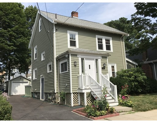 Single Family Home for Sale at 67 Westover Street Boston, Massachusetts 02132 United States