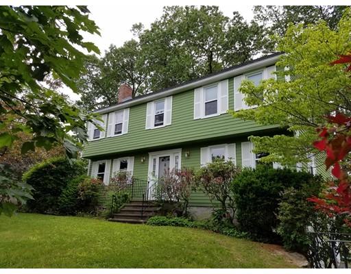 Maison unifamiliale pour l Vente à 6 Dettling Road Maynard, Massachusetts 01754 États-Unis