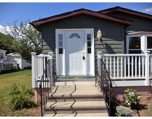 Частный односемейный дом для того Продажа на 500 Mendon Rd/ 9 Princess Avenue Attleboro, Массачусетс 02703 Соединенные Штаты