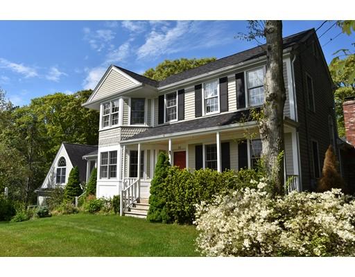 Частный односемейный дом для того Продажа на 65 Trinity Place Barnstable, Массачусетс 02632 Соединенные Штаты