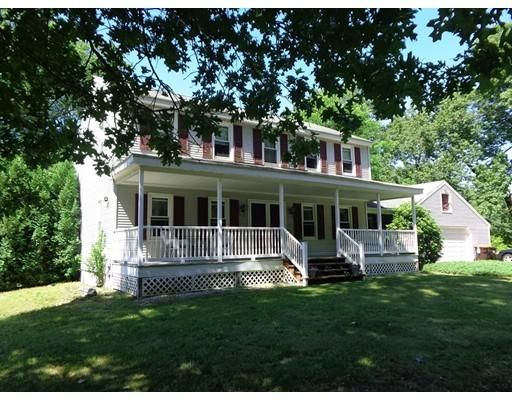 独户住宅 为 销售 在 1101 North Westfield Road Agawam, 马萨诸塞州 01085 美国