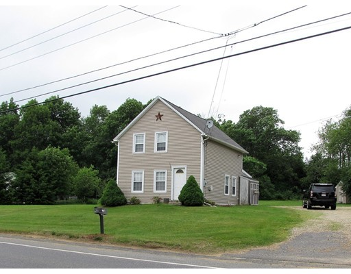 Single Family Home for Rent at 58 New Braintree Road North Brookfield, 01535 United States