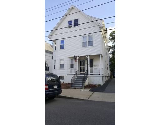 Casa Multifamiliar por un Venta en 46 Adams Avenue Everett, Massachusetts 02149 Estados Unidos