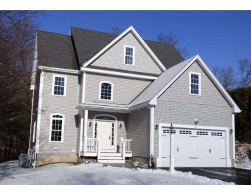Single Family Home for Sale at 3 Independence Lane 3 Independence Lane Medway, Massachusetts 02053 United States
