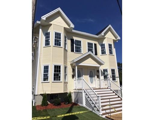 Appartement en copropriété pour l Vente à 62 Metcalf Street Medford, Massachusetts 02155 États-Unis