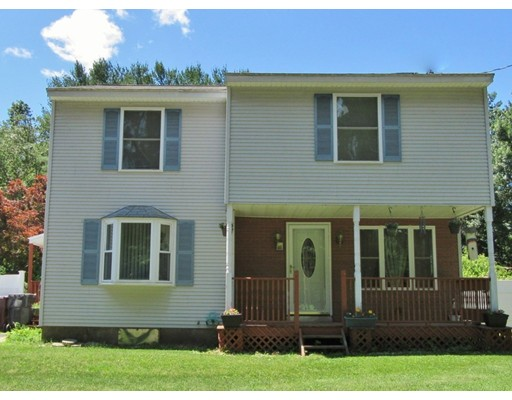 Single Family Home for Sale at 228 Old County Westfield, Massachusetts 01085 United States