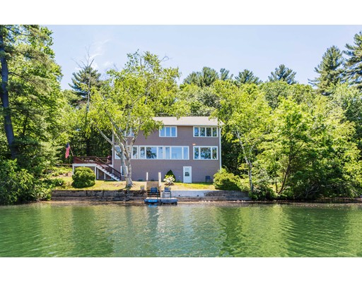 Single Family Home for Sale at 111 Kingland Road 111 Kingland Road Stow, Massachusetts 01775 United States