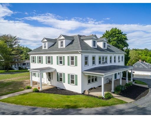 独户住宅 为 销售 在 153 Orchard Street Newbury, 马萨诸塞州 01922 美国