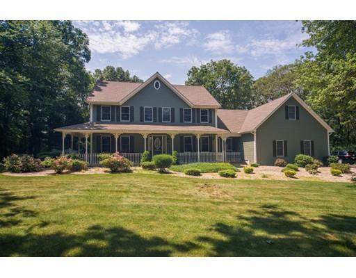 Casa Unifamiliar por un Venta en 27 Cedar Hill Ter 27 Cedar Hill Ter Seekonk, Massachusetts 02771 Estados Unidos