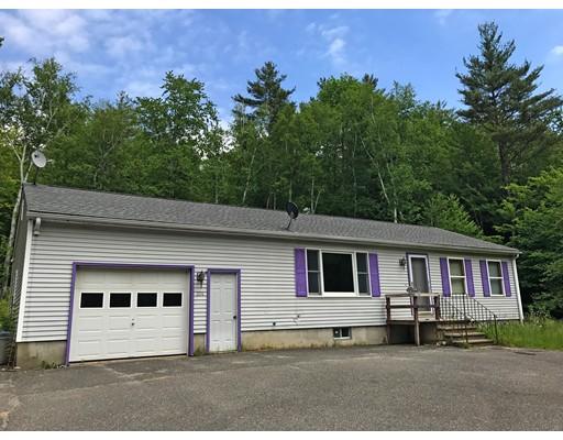 Частный односемейный дом для того Продажа на 336 Legate Hill Road Charlemont, Массачусетс 01339 Соединенные Штаты