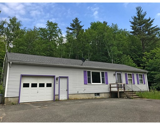 Single Family Home for Sale at 336 Legate Hill Road Charlemont, Massachusetts 01339 United States