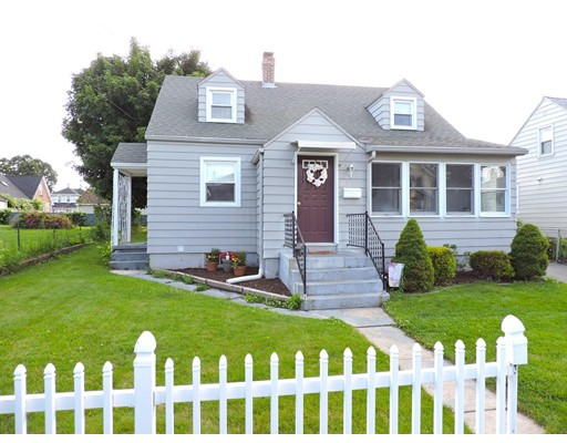 Single Family Home for Sale at 31 Lakeview Avenue Ludlow, Massachusetts 01056 United States