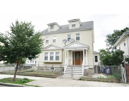 Single Family Home for Sale at 900 Washington Street Boston, Massachusetts 02124 United States