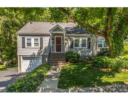 Casa Unifamiliar por un Venta en 10 Oak Hill Drive Arlington, Massachusetts 02474 Estados Unidos