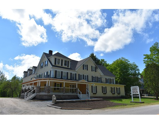 Commercial for Sale at 720 Kearsarge 720 Kearsarge Conway, New Hampshire 03860 United States