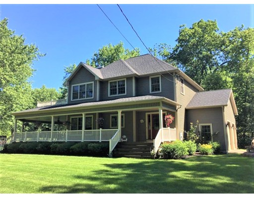 Single Family Home for Sale at 311 River Road 311 River Road South Hadley, Massachusetts 01075 United States