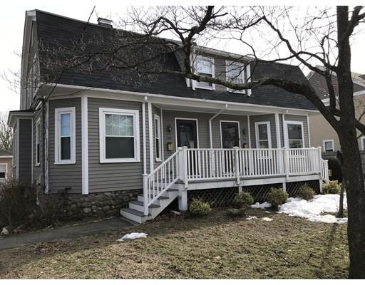 独户住宅 为 出租 在 338 Brookline Street Needham, 马萨诸塞州 02492 美国