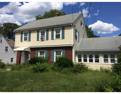 Single Family Home for Rent at 1281 North main Street Randolph, Massachusetts 02368 United States