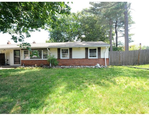 Single Family Home for Sale at 13 Crestfield Drive Brockton, Massachusetts 02302 United States