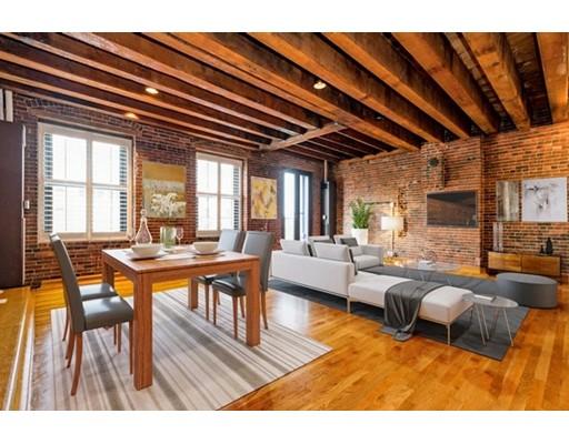 共管式独立产权公寓 为 销售 在 28 Atlantic Avenue 波士顿, 马萨诸塞州 02110 美国