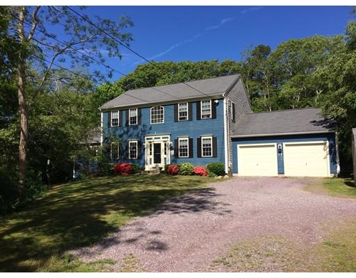 واحد منزل الأسرة للـ Sale في 55 Standish Road Bourne, Massachusetts 02562 United States