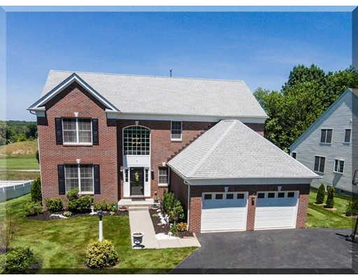 Single Family Home for Sale at 3 Fairways Lane Methuen, Massachusetts 01844 United States