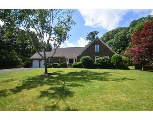 Maison unifamiliale pour l Vente à 2 Heritage Lane Andover, Massachusetts 01810 États-Unis