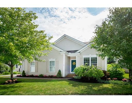Condominium for Sale at 12 Pimpernel Cir #35 12 Pimpernel Cir #35 Georgetown, Massachusetts 01833 United States