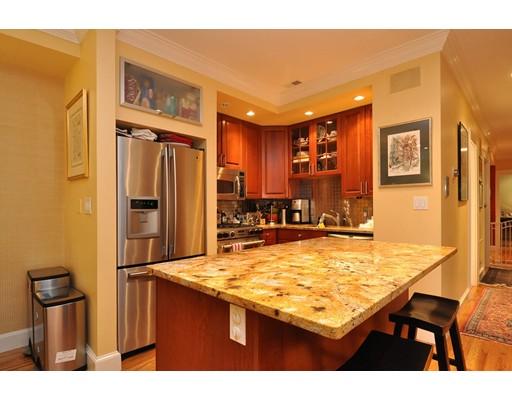 Casa de pueblo / Apartamentos por un Alquiler en 11 Durham Street 11 Durham Street Boston, Massachusetts 02116 Estados Unidos