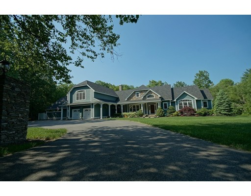 Single Family Home for Sale at 477 Lane Road 477 Lane Road Chester, New Hampshire 03036 United States